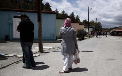 The Reception Centre for Asylum Seekers at Kofinou