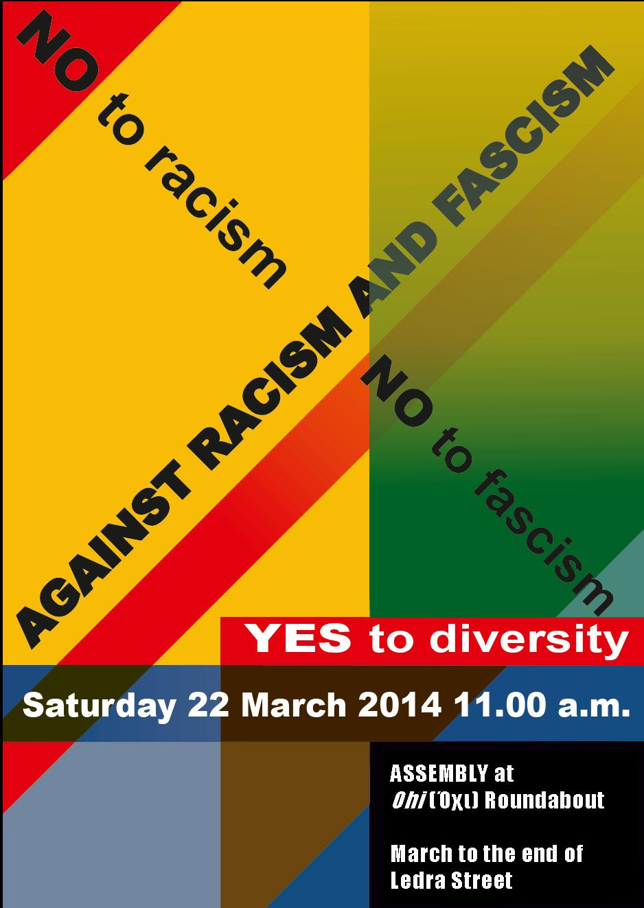 Mobilization Against Racism and Fascism in Europe and Cyprus