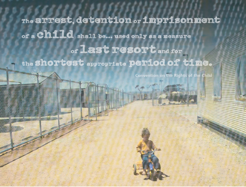 28.05.2014 – Η ΚΙΣΑ καταγγέλλει την παράνομη κράτηση και ζητά την άμεση απελευθέρωση ασυνόδευτων ανήλικων προσφύγων