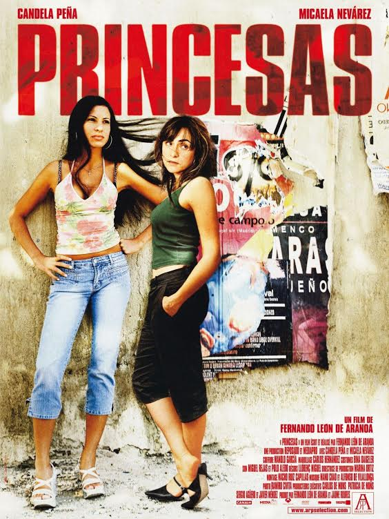 "Movie Screening: ""Princesas"", on Thursday, 8 May 2014 at 20:30"