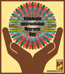 18th December – International Migrants Day