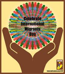 18th December – International Migrants Day
