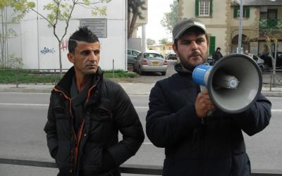 Πραγματοποιήθηκε με επιτυχία εκδήλωση αλληλεγγύης  με τους απάτριδες Κούρδους από την Συρία