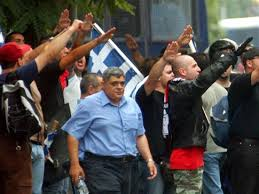 This land will not put up with you – Neo-Nazi and fascists of ELAM and Golden Dawn, stay out!