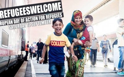 Joint call for event in solidarity with refugees