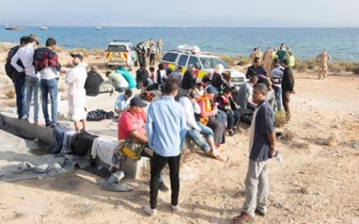 Fabricated news in the media stigmatise refugees and incite to racism in the Cypriot Society