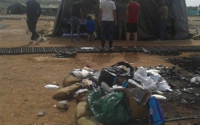 KISA calls on the British authorities to respect the rights of refugees in Dhekelia