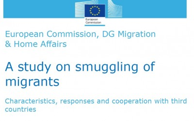 A study on smuggling of migrants