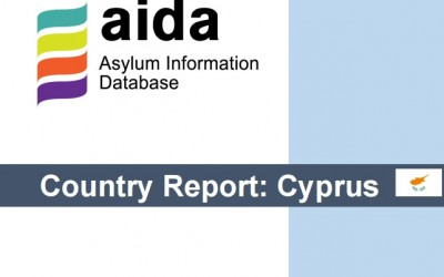 AIDA report for Cyprus (2015)