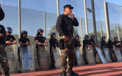 Abuse of power is leading detained  migrants to desperate acts
