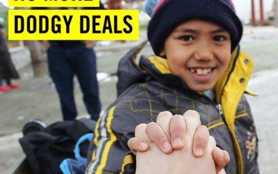 Περισσότερες από 100 ΜΚΟ καλούν τους Ευρωπαίους ηγέτες να απορρίψουν επικίνδυνο σχέδιο για τη μετανάστευση