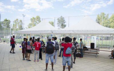 ΚISA Scores Against Racism