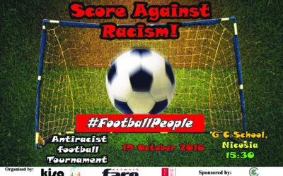 Score Against Racism