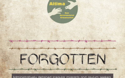 "NEW AITIMA REPORT ""FORGOTTEN"""