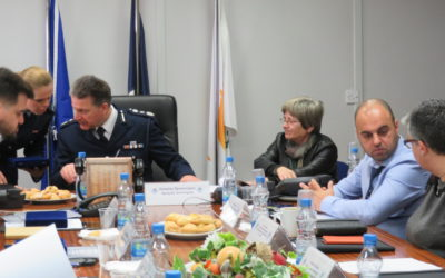 Signing of the Memorandum for Cooperation between NGOs and the Police