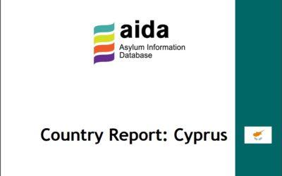 AIDA 2016 UPDATE: CYPRUS