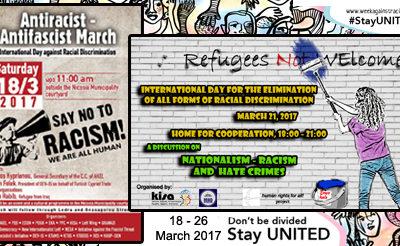 Πανευρωπαϊκή Ημέρα Κατά Του Ρατσισμού
