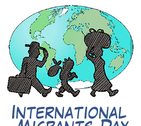 International Migrants Day : KISA calls for the full respect of their rights!