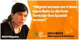 Να σταματήσει η βία κατά των  μεταναστριών γυναικών