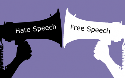 Countering hate speech, nationalism and populism in the public discourse and the media