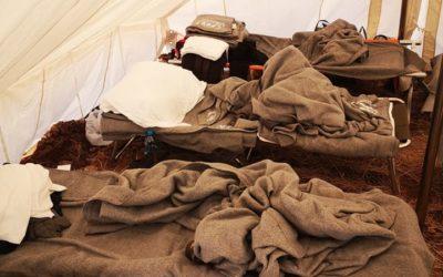 Η Κυβέρνηση με πρόσχημα τη «ψώρα» συνεχίζει την παράνομη κράτηση στη Πουρνάρα