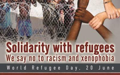 ΠΑΓΚΟΣΜΙΑ ΗΜΕΡΑ ΠΡΟΣΦΥΓΩΝ: Οπισθοχώρηση στο δικαίωμα ασύλου και τη διεθνή προστασία