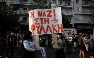 Ιστορική απόφαση για την εγκληματική ναζιστική Χρυσή Αυγή – σειρά του ΕΛΑΜ