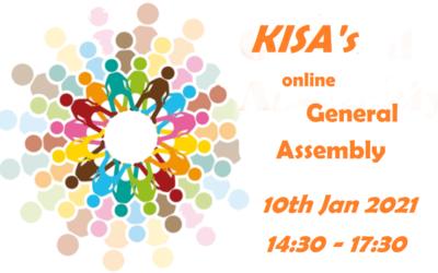 Διαδικτυακή Γενική Συνέλευση της ΚΙΣΑ